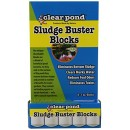 Clear Pond Sludge Buster Blocks, 8 1-Ounce Pack