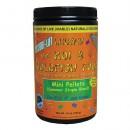 Ecological Labs MLLMPSM Legacy Koi and Goldfish Food Mini Pellets, Summer Staple Blend 12 oz