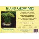 3 Gallon Potting Mix for Island Planters