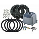Matala 12000 EZ Air Kit with Hakko 100L Air Pump