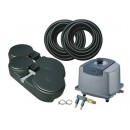 Matala 12000 Plus EZ Air Kit with Hakko 100L Air Pump