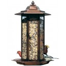 Birdscapes 366 Tall Tulip Garden Lantern Bird Feeder